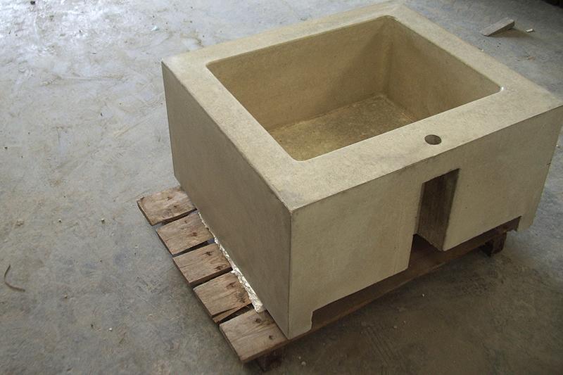 Wastafel Van Beton : Beton werken breuer klusbedrijf in interieur renovatie en